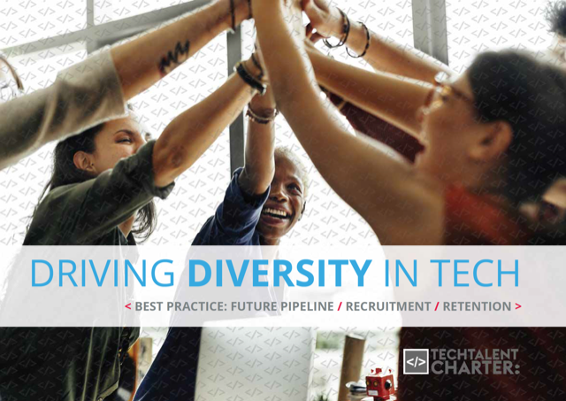 Headline image for Driving Diversity in Tech