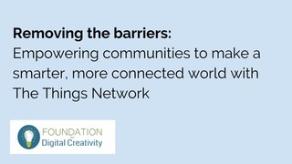 Headline image for Building Networks and Adding Value to Communities